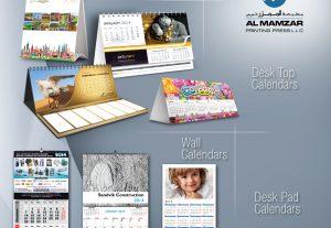 Calendar 2019 – Minimum 100 Quantity